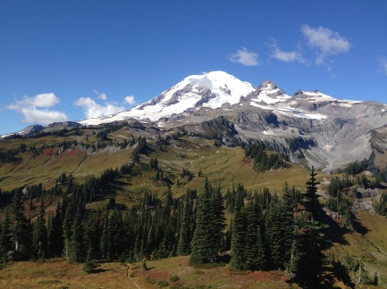 Mt. Rainier, Wonderland Trail.