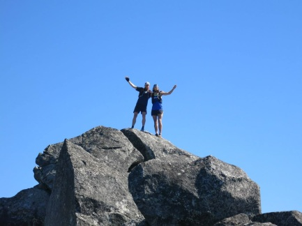 Chilliwack Lake Provincial Park.